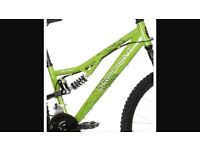Apollo gradient hybrid mountain bike