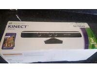 Kinect sensor for x box 360