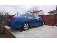 2005 HONDA ACCORD 2.2 CTDI EXECUTIVE 4DR, SALOON, MOT TILL 19/12/17, 2 KEYS