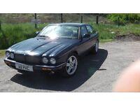 Jaguar XJR 2000 V8 370bhp Supercar 92k miles fully loaded - £1k private plate