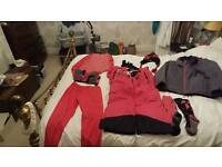 Ladies Ski Wear 12-14