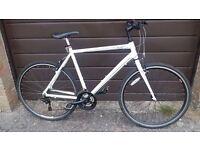 Dawes Discovery 101 Mens Hybrid Bike Large Size Frame