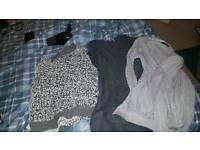 Bin bag women's clothes size 8/10