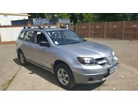 2004 MITSUBISHI OUTLANDER 2.4 MIVEC FULLY Equipped Auto