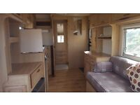 Large 2 berth lunar caravan