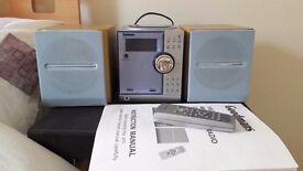 Goodmans cd radio player