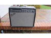 Fender Cyber-Deluxe amplifier