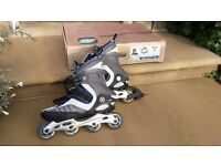 2 pairs of K2 inline skates for sale
