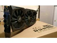 Asus strix gtx ge force 1070