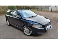 Volvo V50 SE D Auto Estate 2009 very low mileage one owner