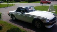 Mgb looking for new home