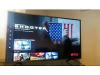 """55"""" 4k smart tv"""