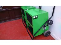 INDUSTRIAL/COMERCIAL/DEHUMIDIFIERS (REMKO AMT55E) EXCELENT WORKING CONDITION NEW PUMP FITTED