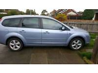 Ford focus estate 2007