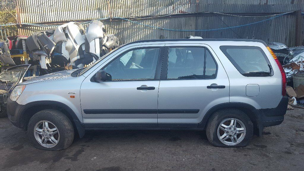 Honda CRV 2002 2.0 Petrol i-VTEC For Breaking - CALL NOW!!!