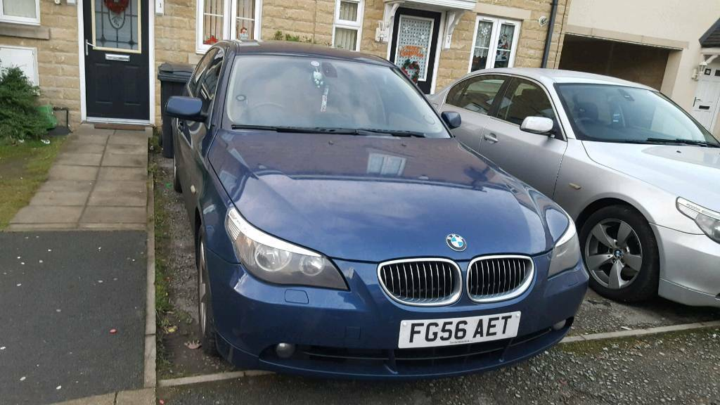 Bmw 5 series 2 5 diesel automatic | in Halifax, West Yorkshire | Gumtree
