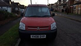 Citroen berlingo van, vgc, long MOT, ready for work