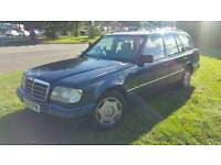 Mercedes E200 7 seater £99 car insurance in the year
