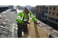 Roofer-leaks repair specialist available.