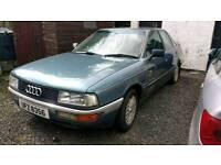 Rare 1988 Audi 90 2.0 5 culinder