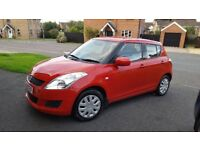 Dec 2010 Suzuki Swift 1,2 SZ2.......ONLY £30 A YEAR ROAD TAX
