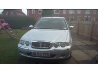 Silver Rover 45