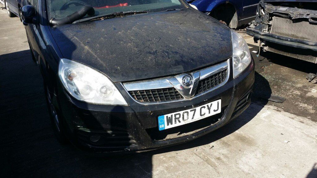 2007 VAUXHALL VECTRA DESIGN 16V (AUTOMATIC PETROL)