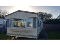 Static caravan for sale Nr New Quay Wales