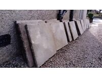 Paving Slabs (600mm x 600mm x 50mm) x 51