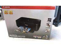 Never used canon pixma mg2150 printer