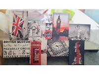 Large London Canvas COLLECTION ONLY FROM ALDERSHOT