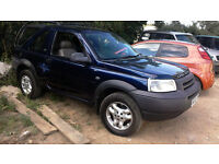 breaking land rover petrol all parts available