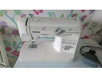 Brother XL-5500 sewing machine in good working order -£30