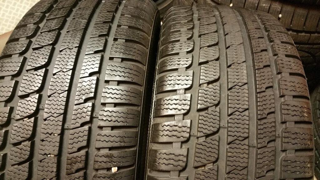 225 40 18 2 x tyres Kumho i*zen Asymetric KW27
