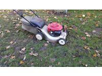 Honda isy lawn mower