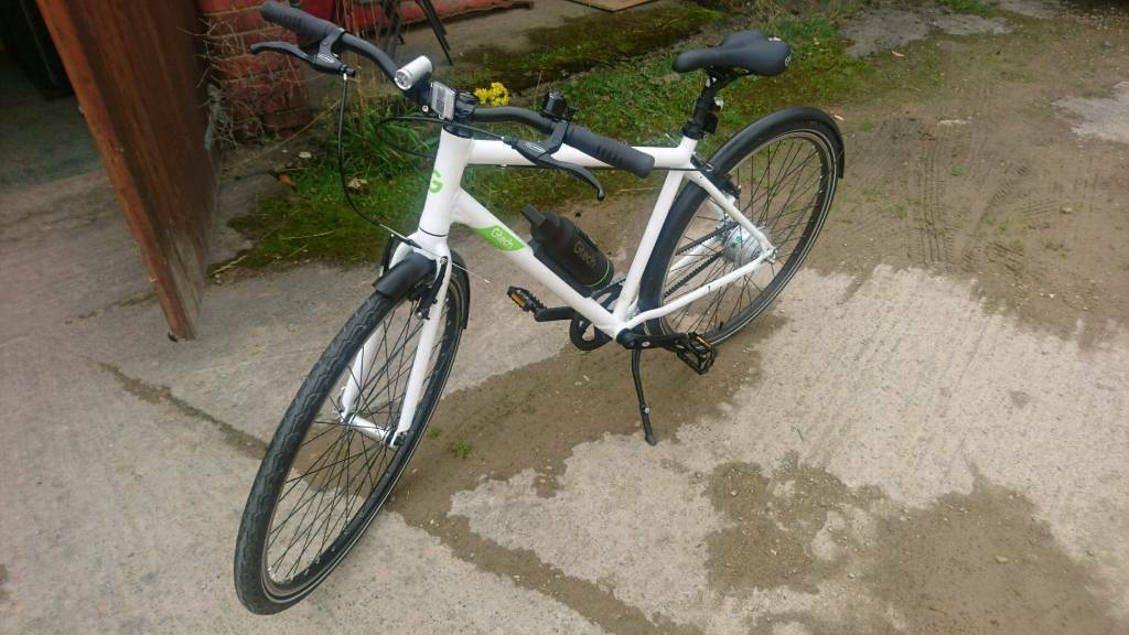 Gtech electric bike for sale.