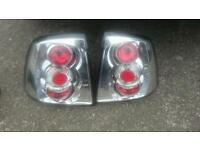 Vauxhall astra mk4 lexus lights