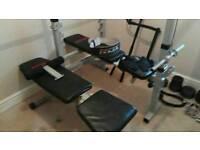 Home gym.Ian 07840756808