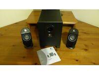 Logitech X-210 Speakers (2.1)