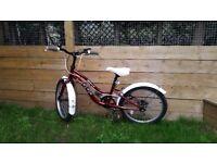 "Junior bike 20""Apollo Ivory"