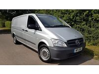 Mercedes Vito 113 CDI XLWB **NO VAT! LOW MILEAGE!!**