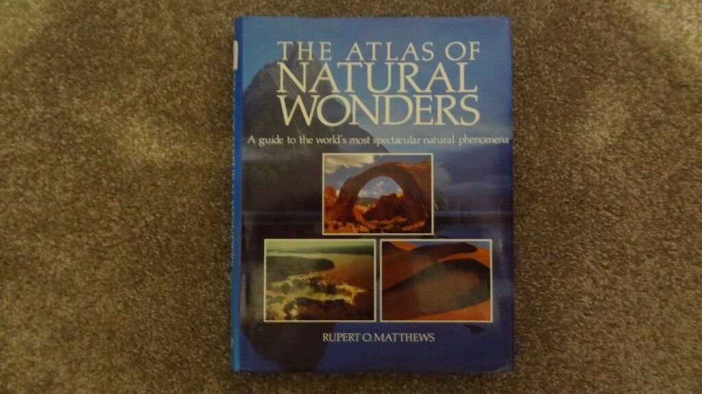 The atlas of Natural Wonders.