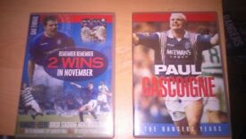 2 glasgow rangers dvds