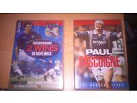 2 glasgow rangers dvds