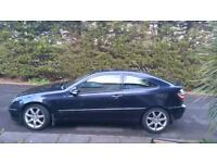 Mercedes C-Class 220 CDI FOR SALE £3,500 ONO