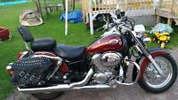 Trade or sell 2001 Honda shadow