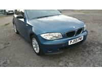 IMMACULATE BMW 118D 5 DOOR,ENGINE N GEARBOX CLUTCH 100%,CHEAPEST ONLINE,NO TIME WASTERS!!