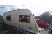 Avondale dart 515-5 touring caravan 4 berth