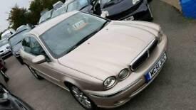 Jaguar x type v6 4x4 70.000 miles