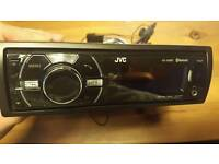 JVC KD-X50BT Car Radio